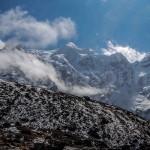 Mera Peak (6476 M.ü.M.) from Khare Base Camp
