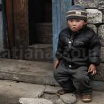 Boy in Lukla