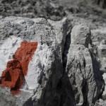 Bergwanderweg zur Sulzfluh