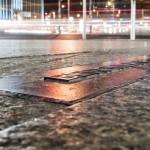 Markierung Berliner Mauer