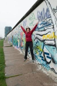 Berliner Mauer - Ich!