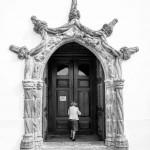 Kirchentür in Monchique