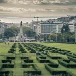 Parque Eduardo VII, Lisboa